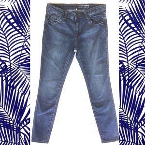 Gap Jeans Leggings Skimmer Size 8/29 R